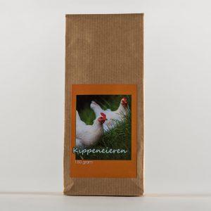 Amandeleieren (kippen-, meeuwen-, ganzen-, duiveneieren)