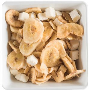 Banaan kokos mix