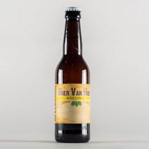 Bier van Hier – Blond