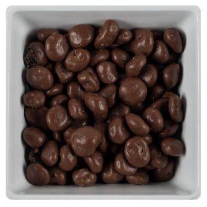 Chocoladerozijnen melk