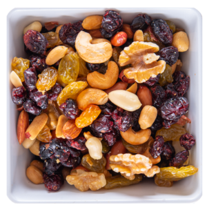 Cranberry notenmix