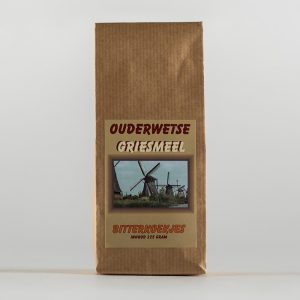 Griesmeel Bitterkoekjes