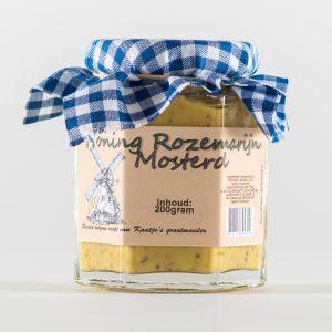 Honing Rozemarijn Mosterd