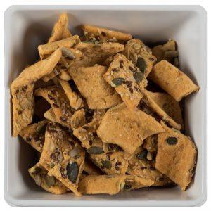Kaas & zaden crackers