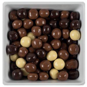 Choco riceballs