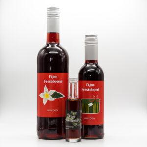 Honing kruiden wijn