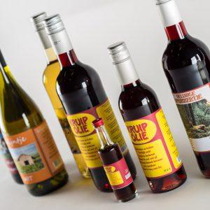 Dranken en likorettes