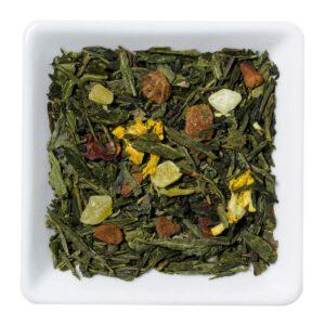 Groene thee mangosteen (50 gram)