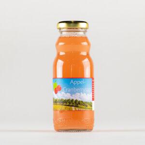 Appel-cranberrysap (20 cl.)