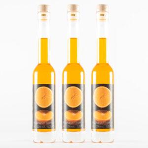 Sinaasappel likorette