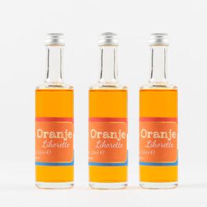 Sinaasappel likorette (mini)